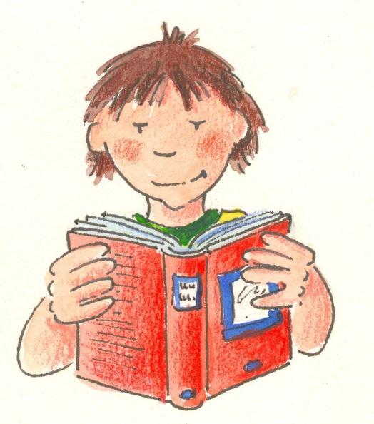 Lesenacht der 3. Klassen in der Grundschule Fürstenau