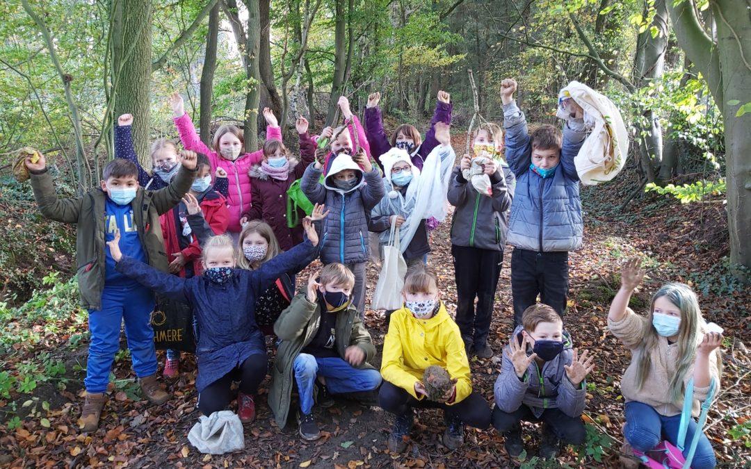 Auf der Suche nach Waldgeistern